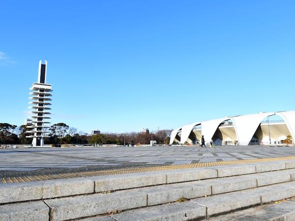 「幻の東京五輪」の主会場となるはずだった駒沢オリンピック公園