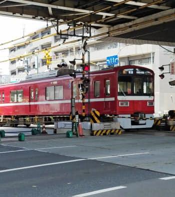 京急は4駅の駅名を変更する(大師橋駅に変更になる、産業道路駅)