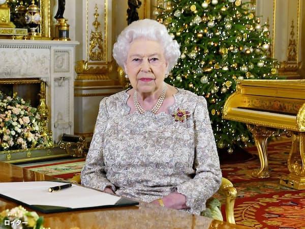 エリザベス女王は混迷するEU離脱問題を懸念しているとみられている(ロイター)