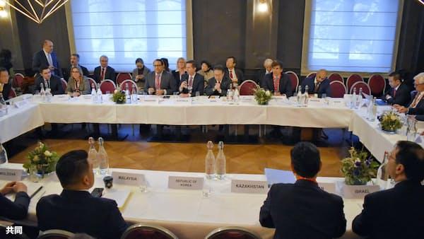 越境ECに国際ルール 20年導入へ協議、中国も参加
