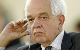 カナダのジョン・マッカラム駐中大使は孟氏の米側への身柄引き渡しは「良好な結果に結び付かない可能性がある」と述べていた=ロイター