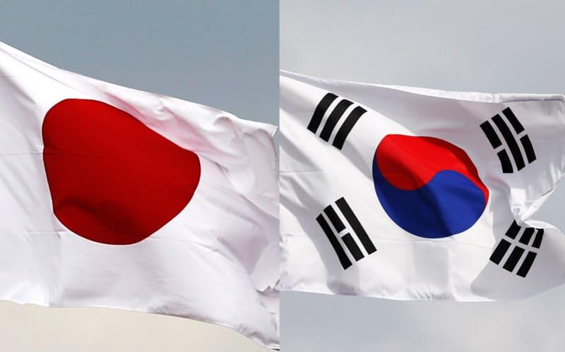 日韓関係が「重要だ」と答えた人が韓国では82%に上ったのに対し日本側は48.1%にとどまった