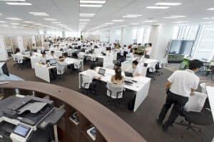 ITサービス、データ利活用で人材を増強する