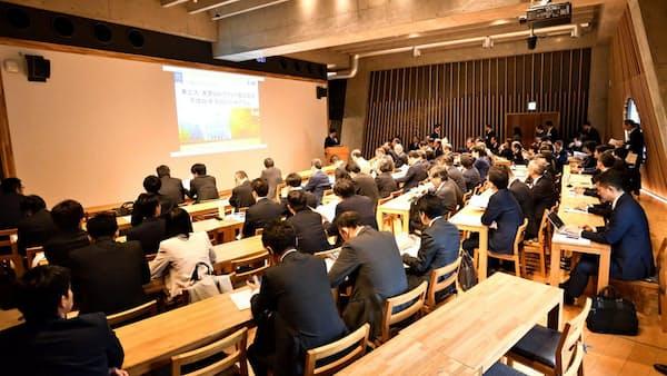 大学発アイデア青田買い 眠る技術に照準、民間資金で革新狙う