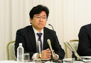 トヨタ自動車労働組合の西野勝義執行委員長