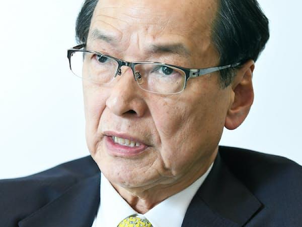 山口広秀・元日銀副総裁、日興リサーチセンター理事長