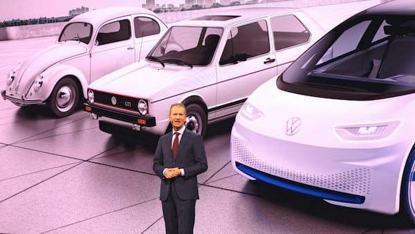 フォルクスワーゲン、300億ユーロの野望