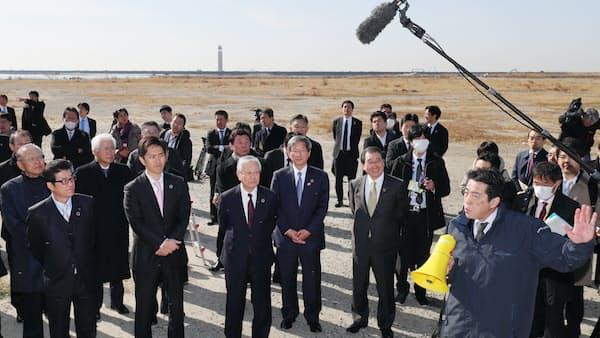 万博で関西の魅力向上に期待 経団連が大阪で懇談会