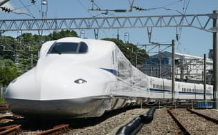 20年春に新幹線のすべての車両を新型車両「N700A」タイプにする