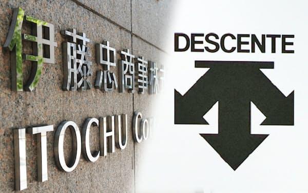 伊藤忠はデサントへの出資比率を4割に引き上げる方針