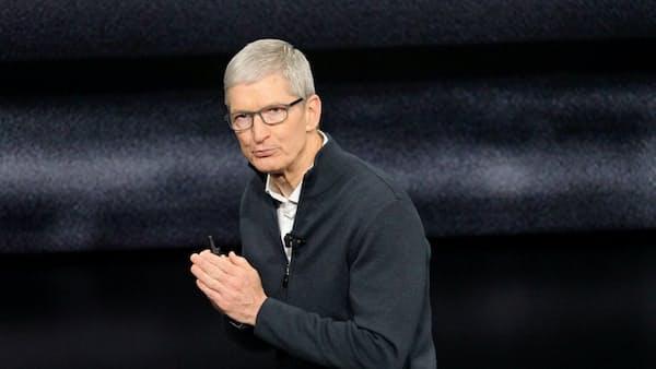 曲がり角アップルの未来、KDDI提携は試金石