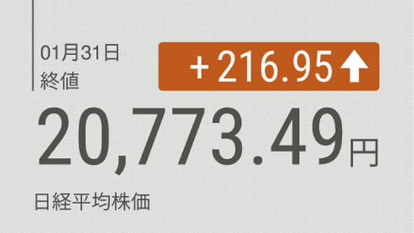東証大引け 反発 FOMCを好感 円高で伸び悩む