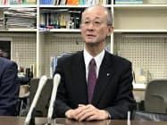 中部経済同友会の次期代表幹事に就任する豊田通商の加留部淳会長