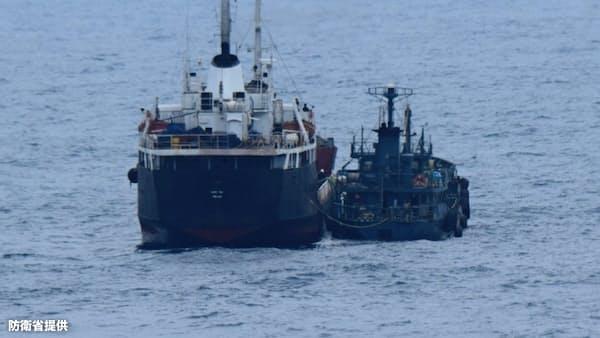 米、中国の海運2社に制裁 対北朝鮮制裁違反で