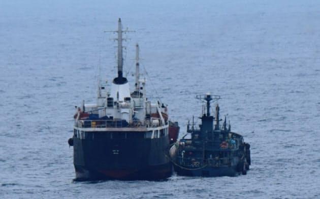 北朝鮮、迂回輸出か 韓国制裁の船が日本に8回寄港