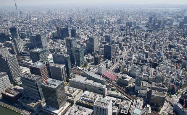 企業も東京に集中する