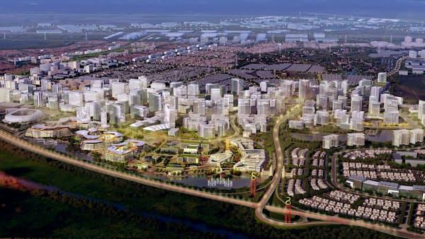 ジャカルタに「日の丸新都心」 双日が開発