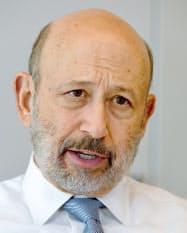 ブランクファイン前CEOは18年12月に引退した