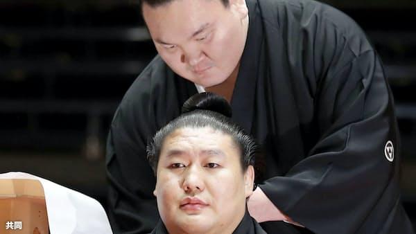 元貴ノ岩が断髪式 暴力問題で引退、元日馬富士ら出席