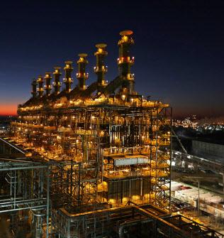 三井E&Sホールディングスが手掛けた米国の天然ガスプラント