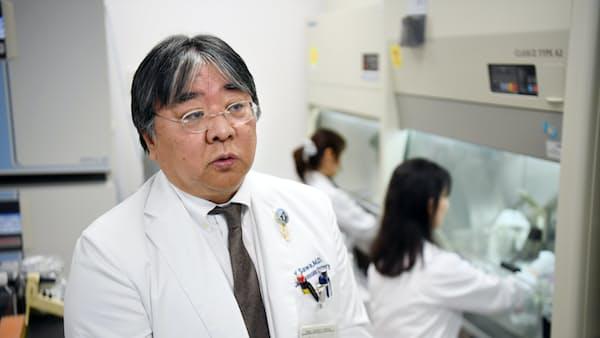 医療の成果、多くの人に 大阪大学教授 澤芳樹さん