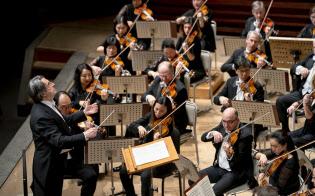 ムーティ指揮シカゴ交響楽団 2月3日東京文化会館 photo:Todd Rosenberag