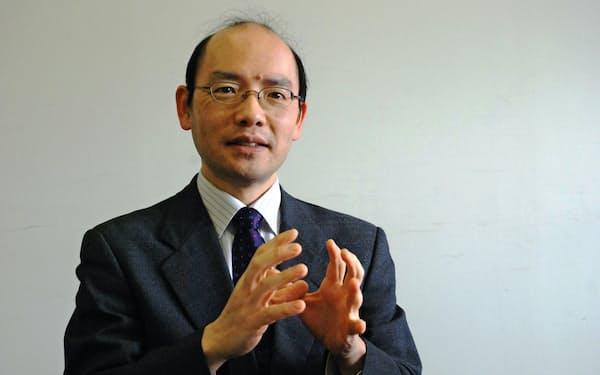 京都大大学院教授の諸富徹氏