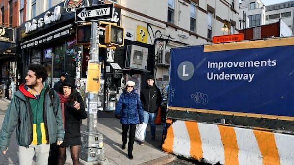 NY地下鉄の15カ月全面運休、州知事介入で突如回避へ