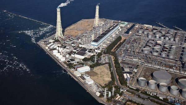 火力統合、再編の目に 東電・中部電の出資会社が新体制