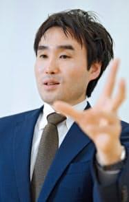 日本史研究者の呉座勇一さん