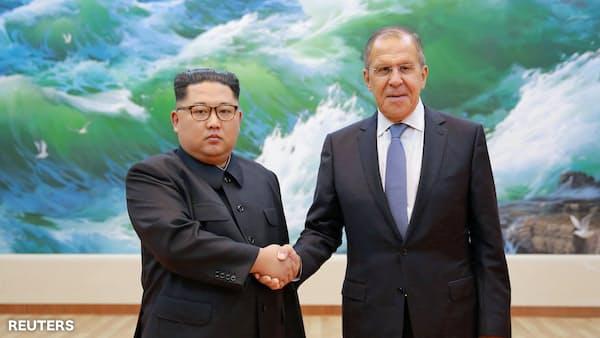 ロ朝首脳会談、春に極東で検討 ロシア報道