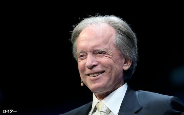 ビル・グロス氏は自由奔放で率直なロックスターとして債券業界に台頭した=ロイター