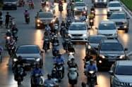 ベトナムの19年の自動車販売台数は30万台を超える見通し=ロイター