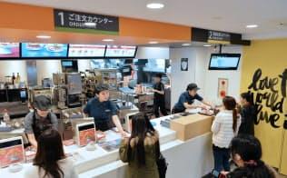 飲食店はDIの低下幅が特に大きかった