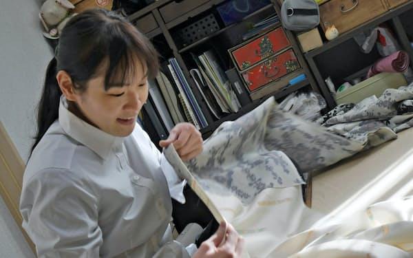 ヌッテの縫製職人