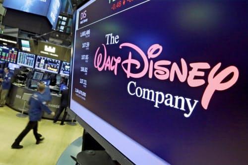 米ウォルト・ディズニーは11月に米国で動画配信サービスを始める=AP