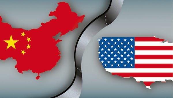 米中経済に「鉄のカーテン」