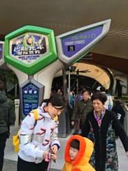 ズートピアエリアの新設で来園者増につなげる(上海ディズニーランド)