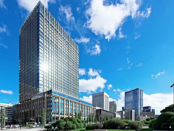 オフィス大量供給の2018年問題は杞憂に終わった(18年10月に完成した三菱地所の「丸の内二重橋ビル」)