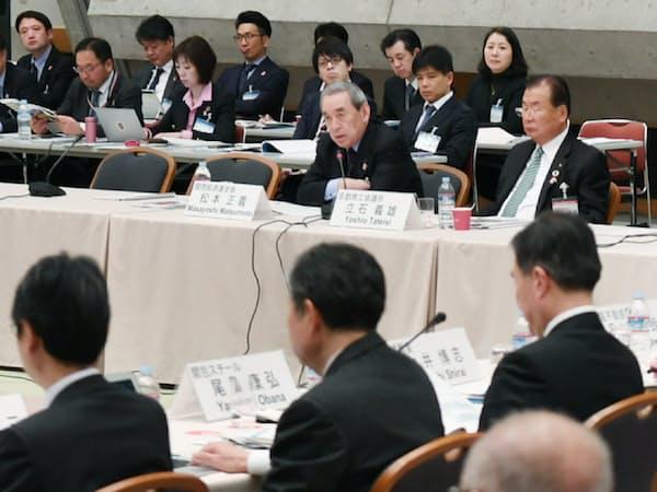 「観光×まちづくりで関西をアジアの舞台へ」をテーマに討議する関西財界セミナーの第5分科会(7日、京都市左京区)