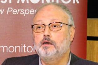 殺害されたサウジアラビアの著名ジャーナリストであるカショギ氏=ロイター