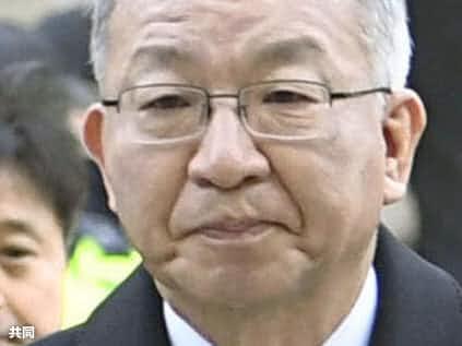ソウル中央地検が11日、起訴した前韓国最高裁長官、梁承泰被告=共同