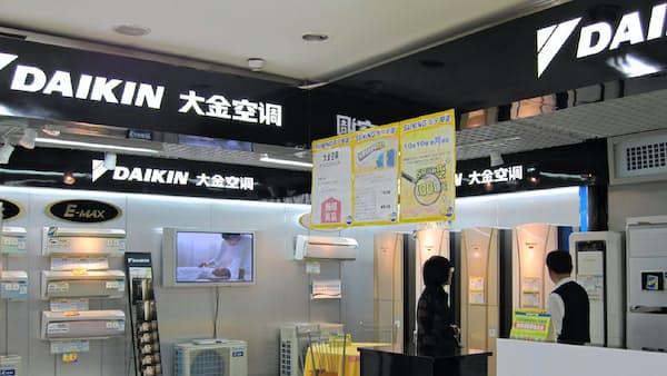ダイキン、逆風の中国で探る新たな勝機
