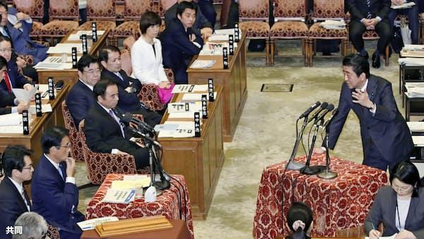 「民主政権は悪夢」 岡田氏の撤回要求、首相は拒否