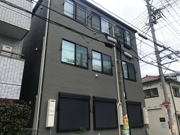 アパートの新築着工戸数も減っている(融資で建てられた都内のアパート)