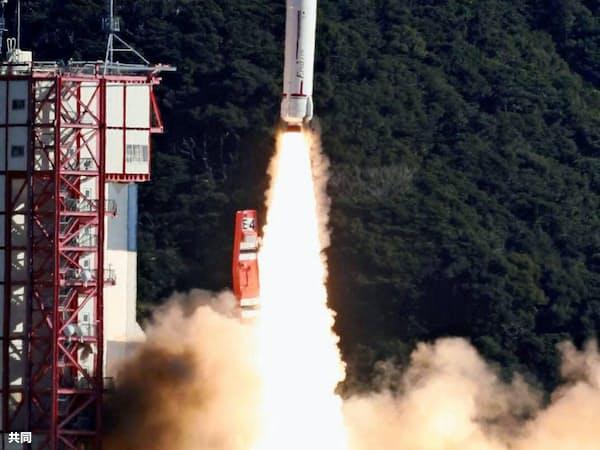 小型ロケットなどに載せて宇宙で機器の性能を調べる=共同