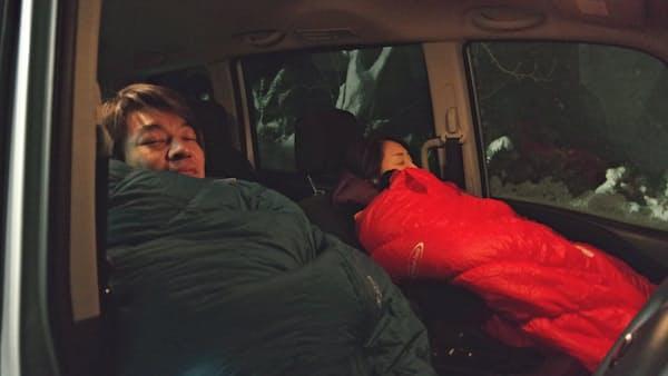 厳冬期の避難所、関連死防げ 北見市で宿泊訓練(災害考)