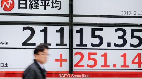 日経平均が2万1000円台回復 市場関係者の見方
