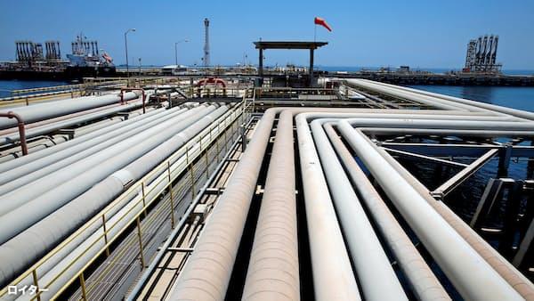サウジ、海外の石油・ガス資源開発へ