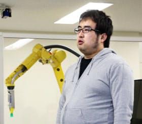 PFNはAIを基にロボット技術の開発にも乗り出した